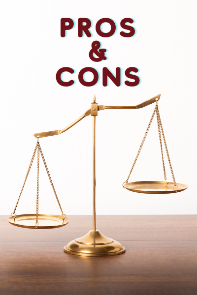 Pros and Cons of being a virtual freelance paralegal